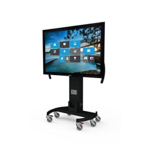 CommBox MoCoW Fixed Height Moveable Stand Touchscreens