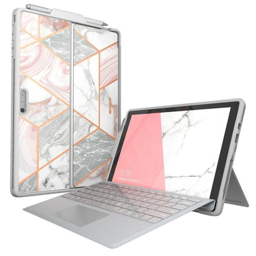 Cosmo Stylish Protective Bumper Case for Surface Pro 6/7 W/ Pen Holder