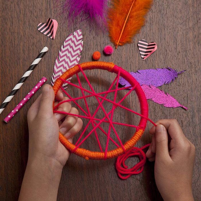 Craft-tastic Dream Catcher Kit goslash fast delivery fast delivery