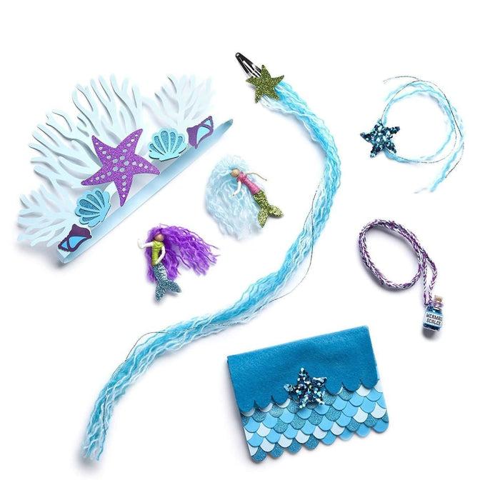 Craft-tastic I Love Mermaids Kit goslash fast delivery fast delivery
