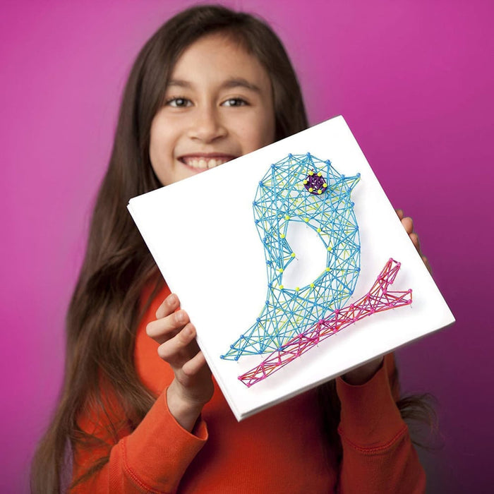 Craft-tastic String Art III Kit Bird goslash fast delivery fast delivery