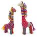 Craft-tastic Yarn Giraffes Kit goslash fast delivery fast delivery