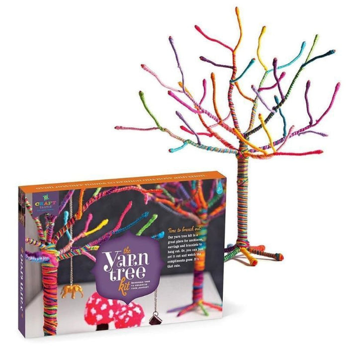 Craft-tastic Yarn Tree Kit goslash fast delivery fast delivery