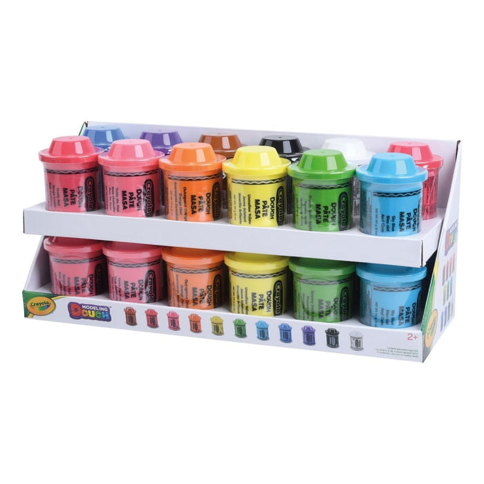 Crayola Dough   24 Pack (Assorted Colours) goslash fast delivery fast delivery