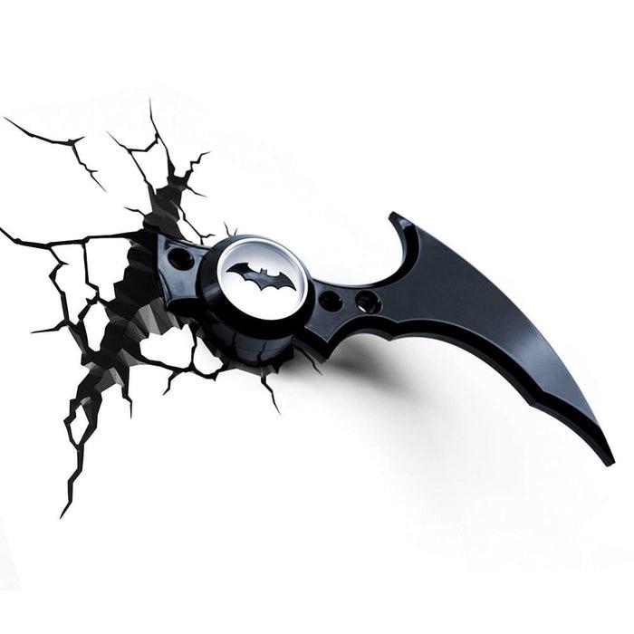 DC Comics Batarang 3D Deco Light goslash fast delivery fast delivery