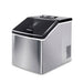 Devanti 3.2l Portable Ice Cube Maker Cold Commercial Machine