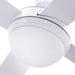 "Devanti 52"" Ceiling Fan - White goslash fast delivery fast delivery"