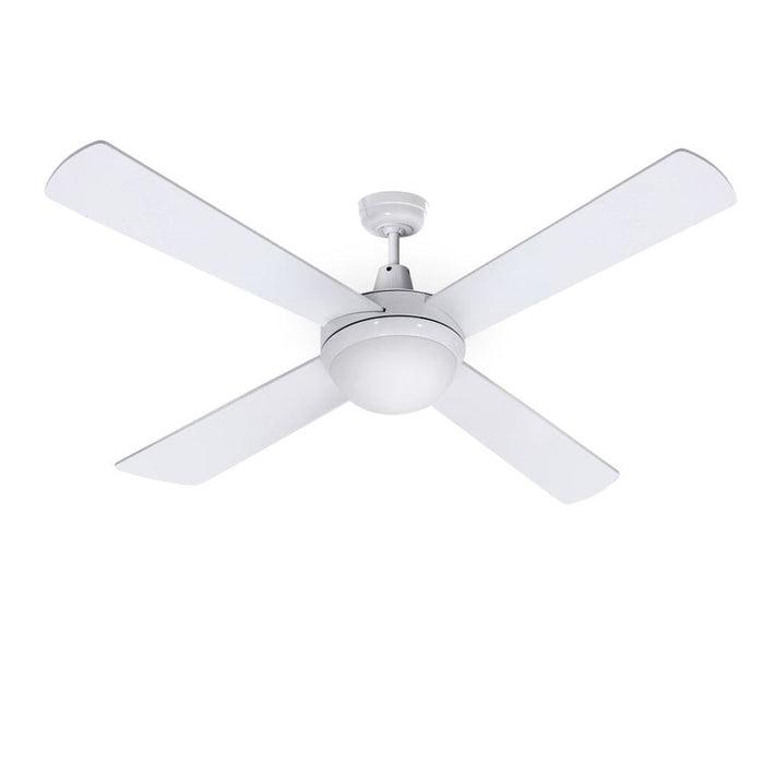 Devanti 52 Ceiling Fan - White - Appliances > Fans