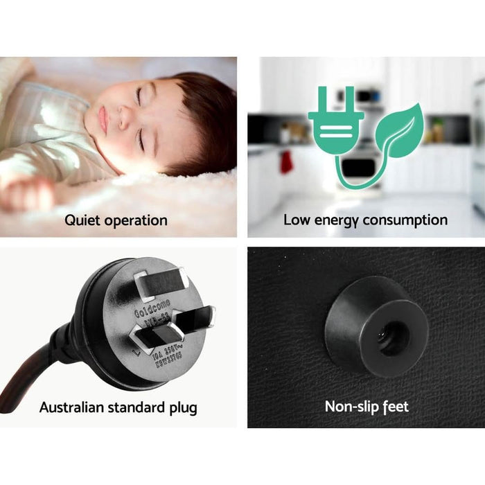 Devanti Commercial Food Dehydrator with 10 Trays -