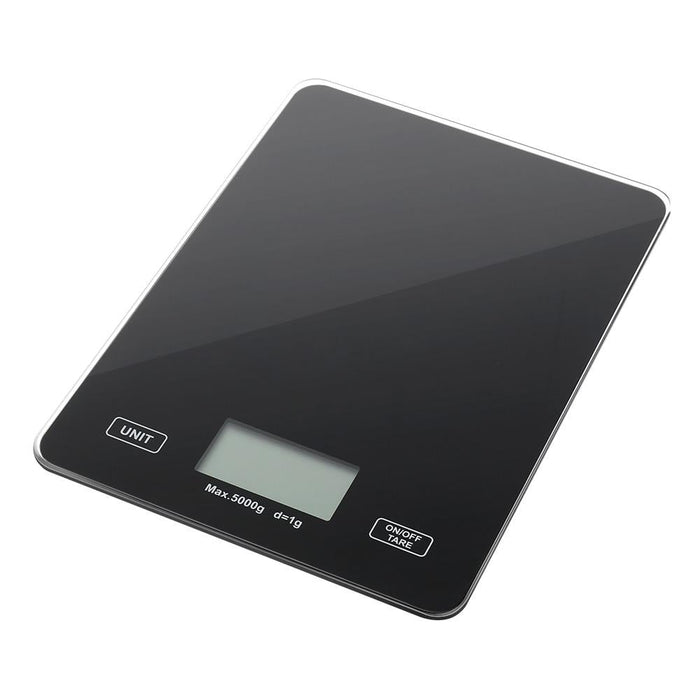 DIGOO DG-TGK1 Digital Kitchen Toughened Glass Scale 1g/5kg Food Scale Ultra Slim Tempered Glass LCD Display Kitchen Baking Mesuring Tool