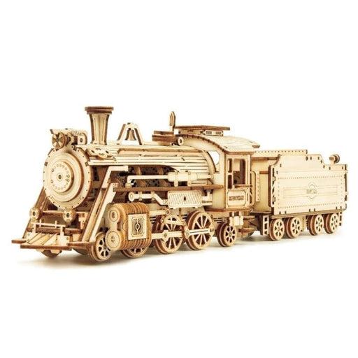 Diy Mechanical Model Wooden Model Building Kit - 6 Options -
