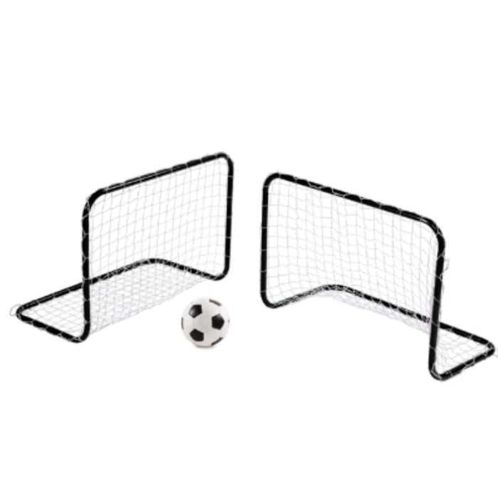Double Soccer Net Combo goslash fast delivery fast delivery
