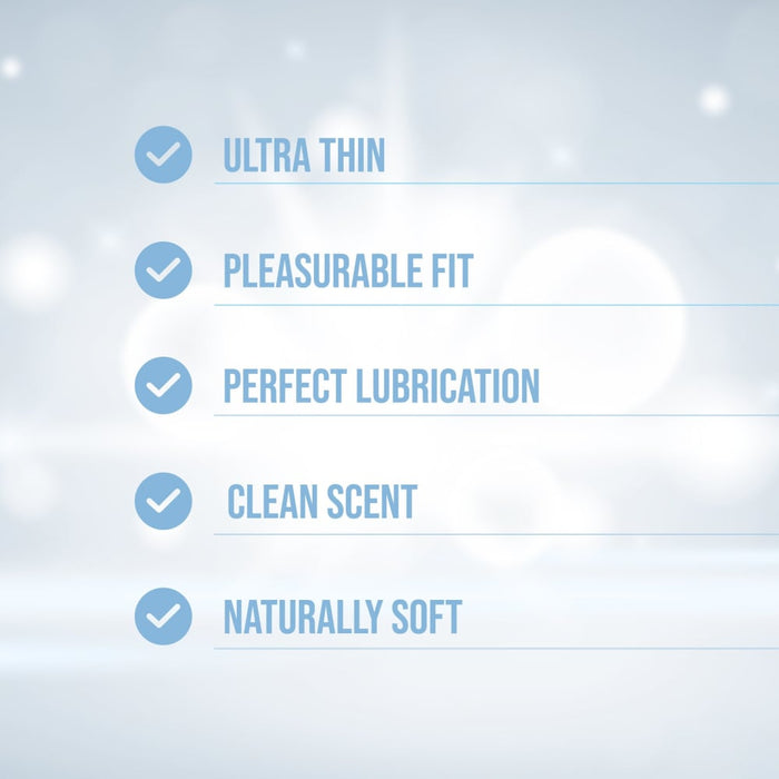 Durex Air Condoms - 20 Pack - Personal & Healthcare