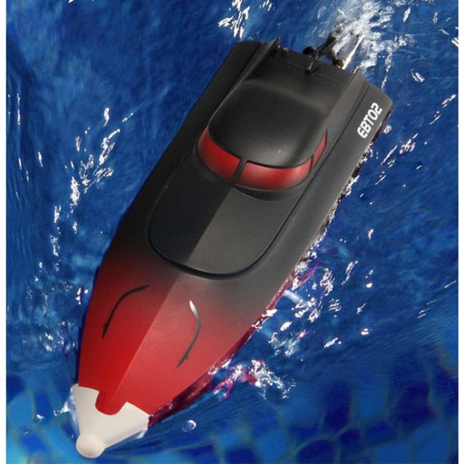 Electric Rc Boat Rtr Model Vehicles with Turnover Reset