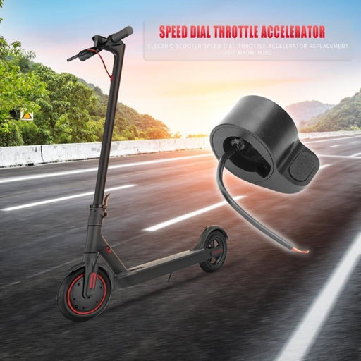 New Electric Scooter Speed Dial Throttle Accelerator Replacement Speed Control for Xiaomi Mijia M365 Scooter Parts Accessories