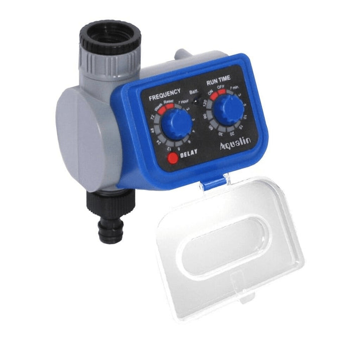 Electronic Automatic Water Timer With Delay Function and