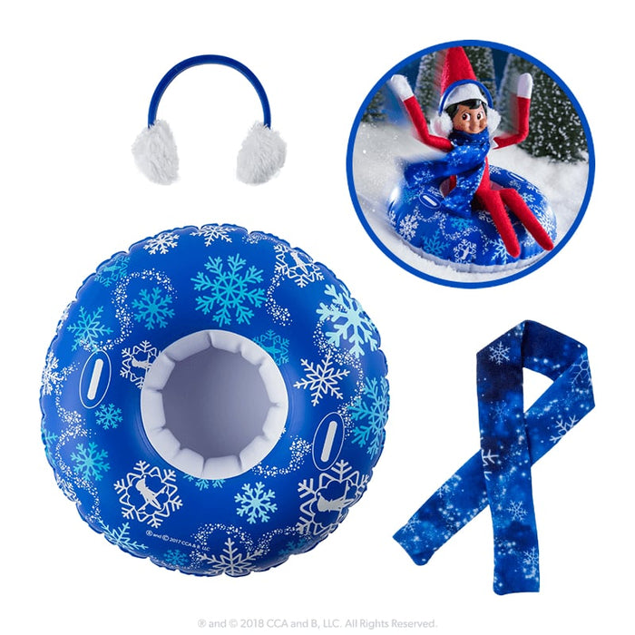 The Elf On The Shelf Claus Couture Totally Tubular Snow Set goslash fast delivery fast delivery