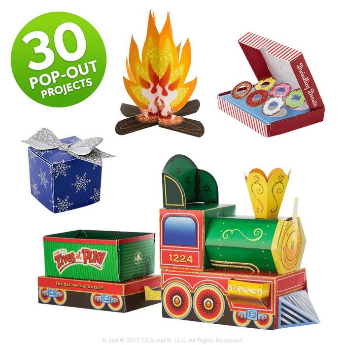 Elves Paper Crafts goslash fast delivery fast delivery