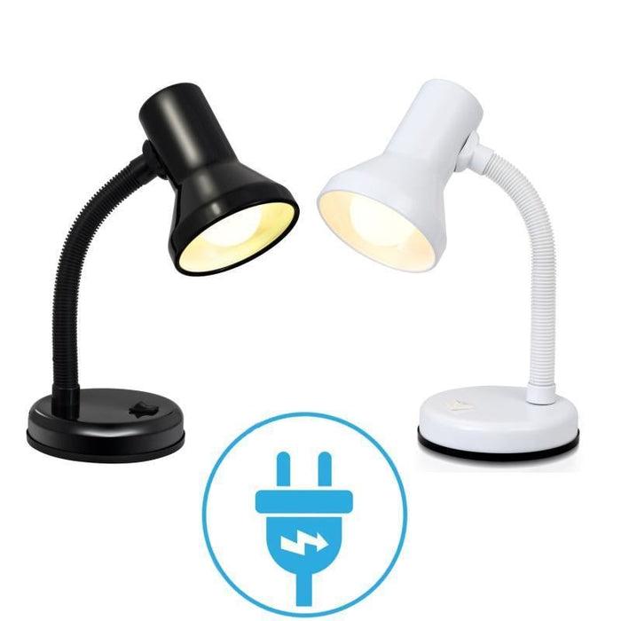 Flexible Hose Neck Desk Lamp goslash fast delivery fast delivery