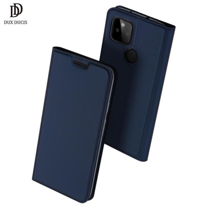 For Google Pixel 5a 5G Case DUX DUCIS Skin Pro Series Flip