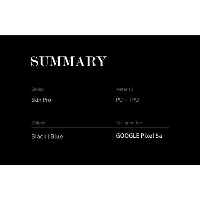 Flip Wallet Leather Card Slot Case for Google Pixel5a 5G