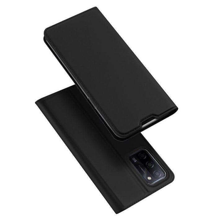 Oppo A53s 5G Case 6.52 DUX DUCIS Skin Pro Series Flip Wallet
