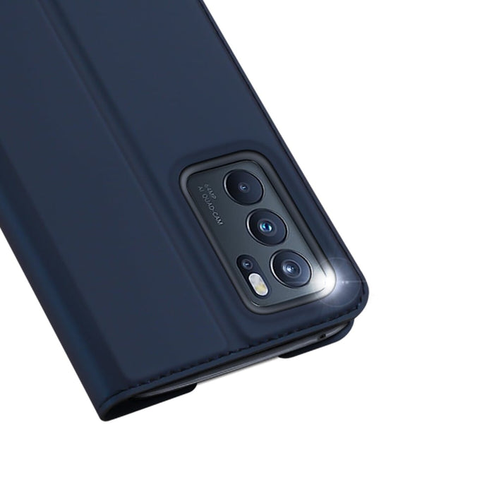 Oppo Reno6 Pro 5G Case DUX DUCIS Skin Pro Series Flip Wallet
