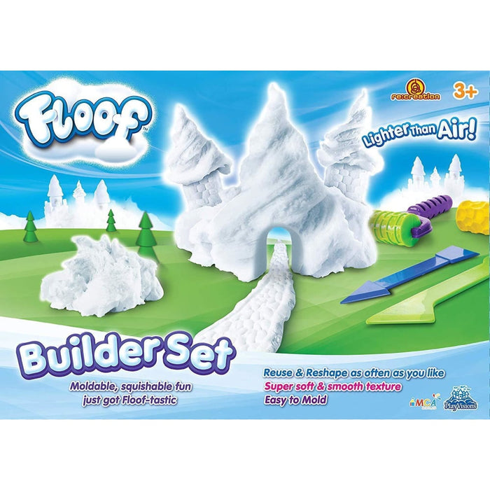 Floof Builders Box Set 120gms goslash fast delivery fast delivery