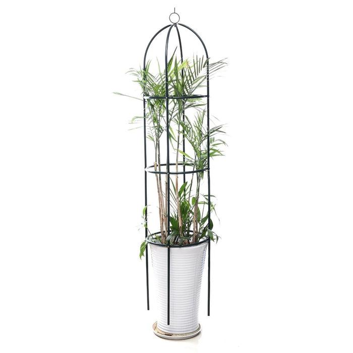 Flower Plant Stand Holder Garden Pot Shelf Display Decoration Outdoor Indoor Metal Plant Rack