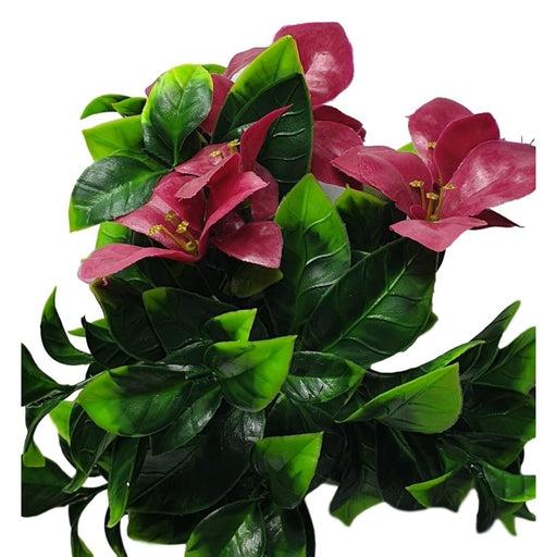 Flowering Lilac Vertical Garden / Green Wall Uv Resistant