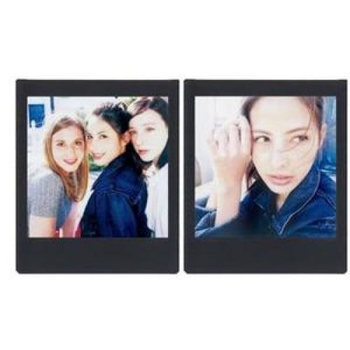 Fujifilm Instax Square Film 10 Pack Black Frame Instant