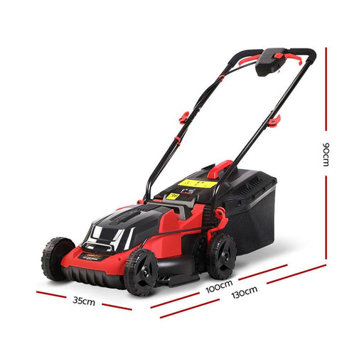 Garden Lawn Mower Cordless Lawnmower Electric Lithium
