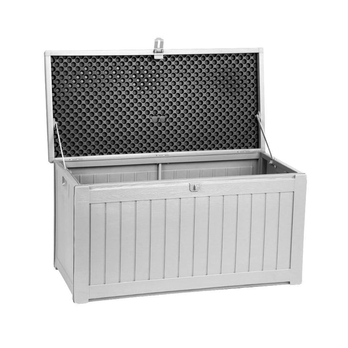 Gardeon Outdoor Storage Box Bench Seat 190L goslash fast delivery fast delivery