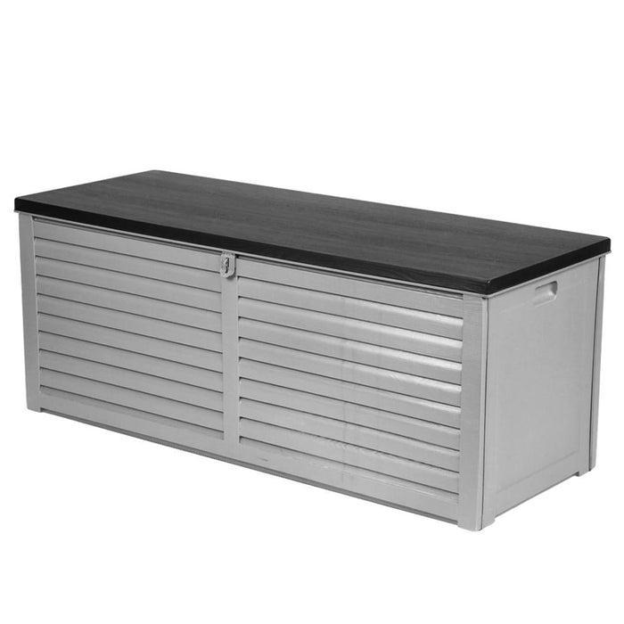 Gardeon Outdoor Storage Box Bench Seat 390L
