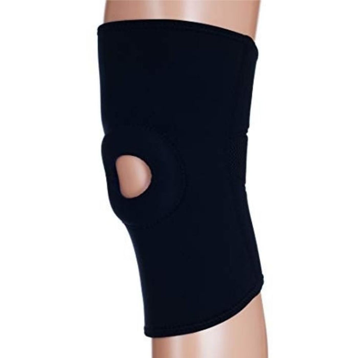 Gel Cushion Open Patella Knee Support goslash fast delivery fast delivery