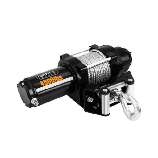 Giantz 12v Wireless Electric Winch Remote with Steel Cable -