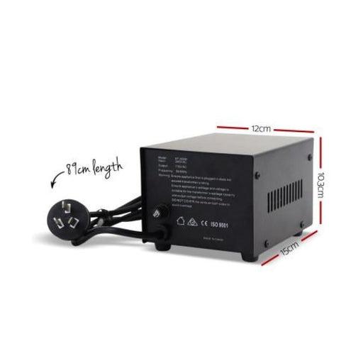 Giantz 200 Watt Step Down Transformer - Auto Accessories >