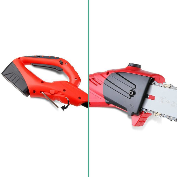 Giantz 20V Cordless Electric Chainsaw goslash fast delivery fast delivery