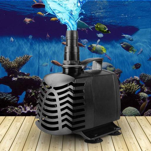 Giantz 2500l/h Submersible Aqua Aquarium Water Pump - Pet