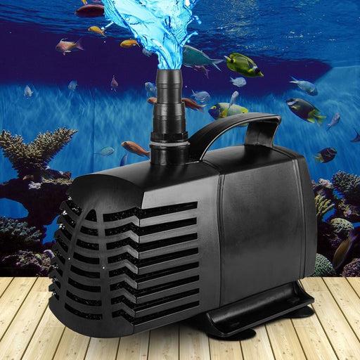 Giantz 3000l/h Submersible Aqua Aquarium Water Pump - Pet