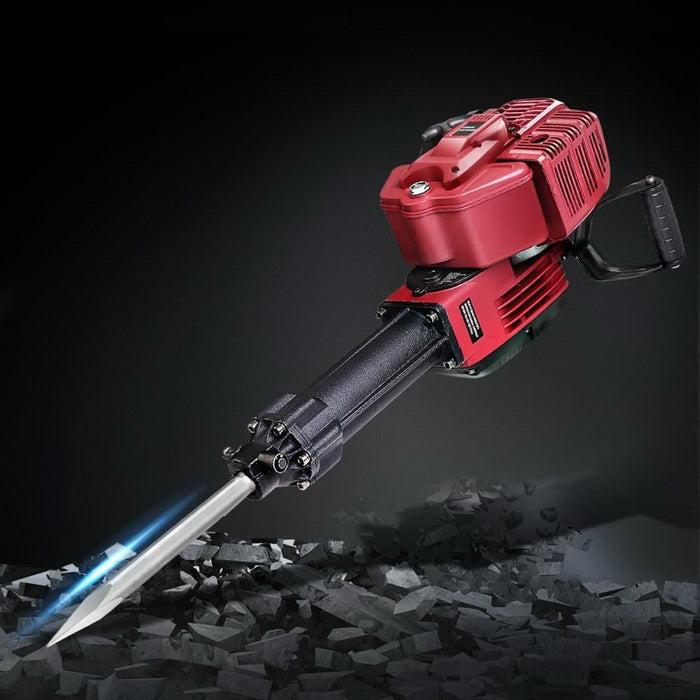 GIANTZ 52CC Petrol Jack Hammer Demolition Breaker Concrete Jackhammer goslash fast delivery fast delivery