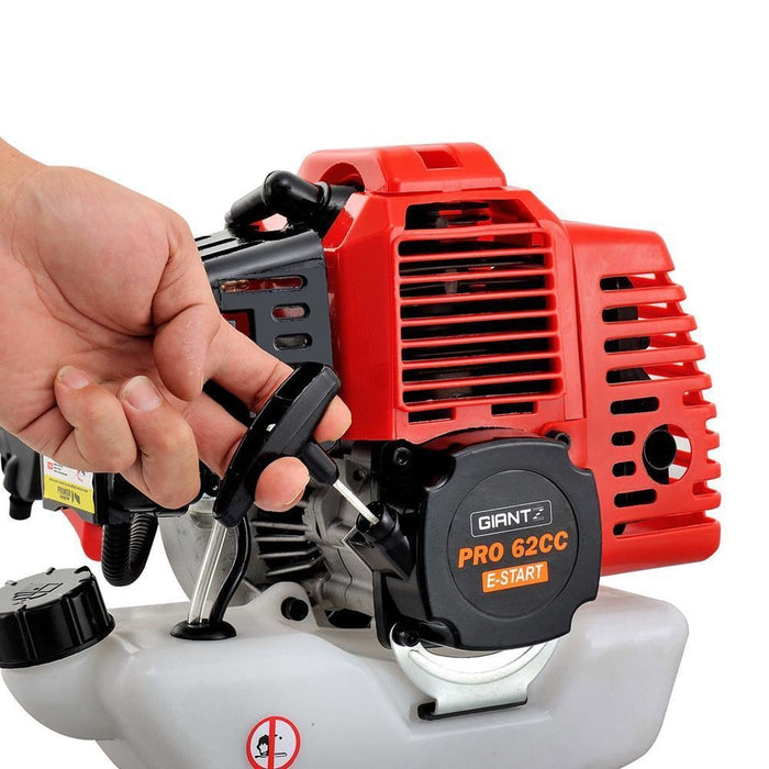 Giantz 62cc 2 in 1 Multi Use Chainsaw goslash fast delivery fast delivery