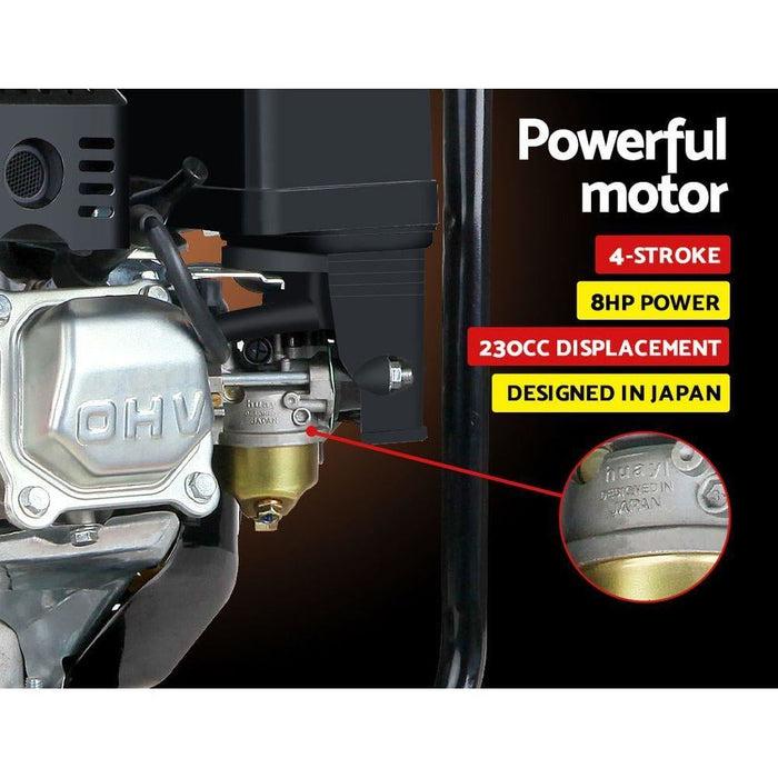 Giantz High Pressure Water Transfer Pump - Red - Tools >