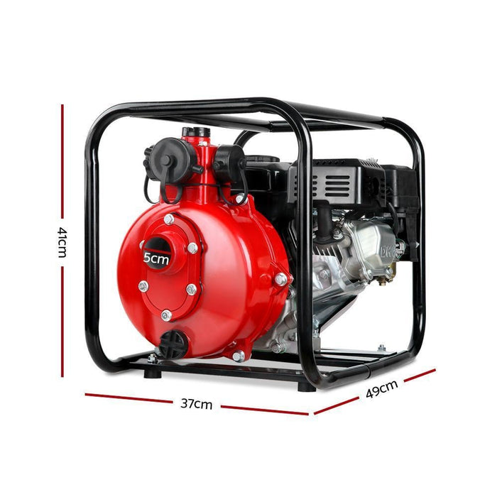 Giantz High Pressure Water Transfer Pump - Red goslash fast delivery fast delivery
