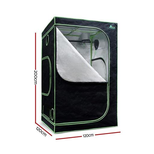 Green Fingers 200cm Hydroponic Grow Tent - Home & Garden >