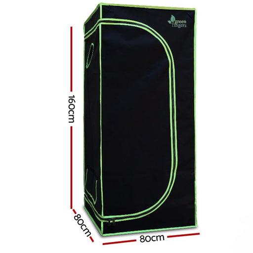 Green Fingers 80cm Hydroponic Grow Tent - Home & Garden >