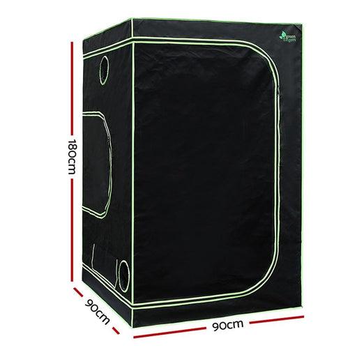 Green Fingers 90cm Hydroponic Grow Tent - Home & Garden >