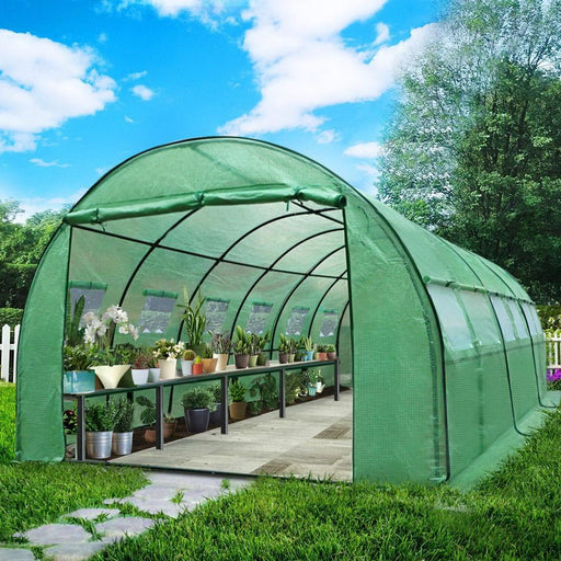 Greenfingers Greenhouse Garden Shed Green House Replacement