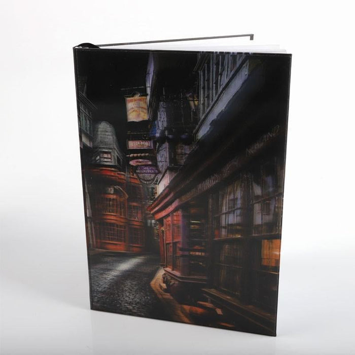 HARRY POTTER - 3D Notebook Diagon Alley goslash fast delivery fast delivery