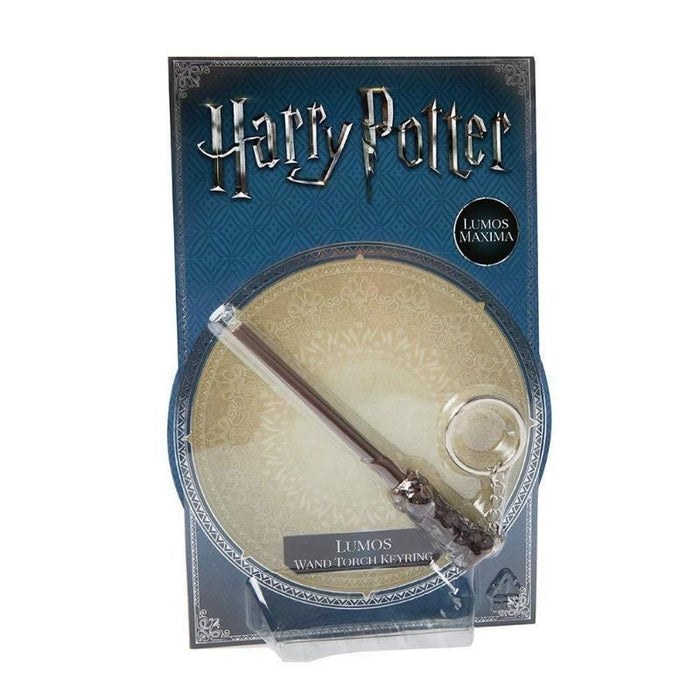 Harry Potter - Lumos Wand Torch Keyring goslash fast delivery fast delivery